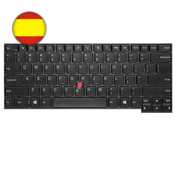 Lenovo ThinkPad Notebook Backlit Tastatur (04X0111)