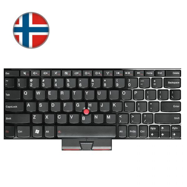 Lenovo ThinkPad Notebook Tastatur Edge-Serie