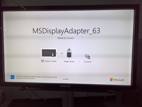 Miracast Adapter