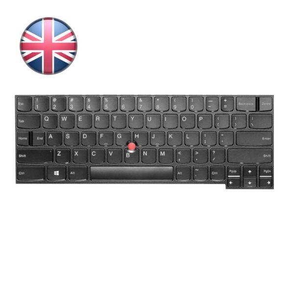 Lenovo ThinkPad Notebook Tastatur X1 Carbon New UK-Englisches Layout 0C45098