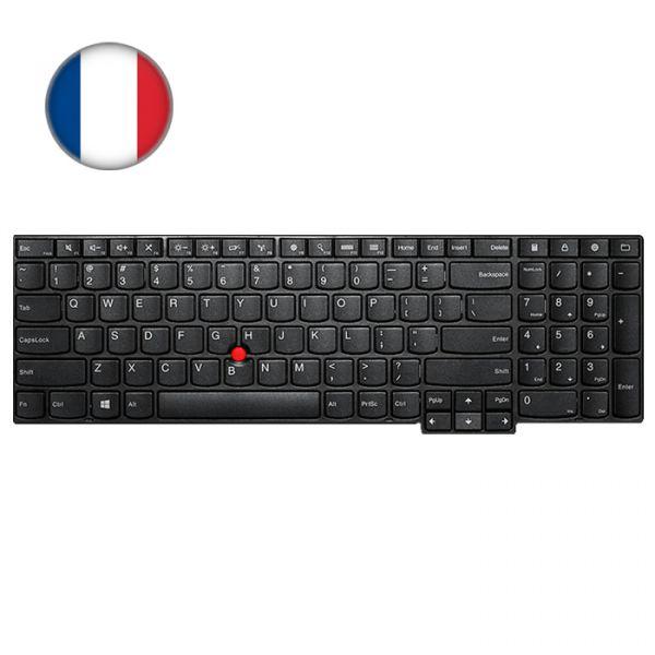 Lenovo ThinkPad T/W-Serie Backlit Tastatur (FR)