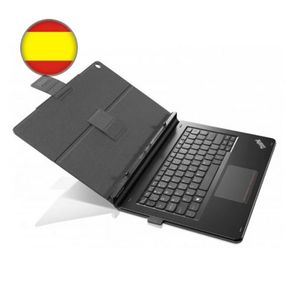 Lenovo ThinkPad Helix New Folio Tastatur-Dock (4X30J32027)
