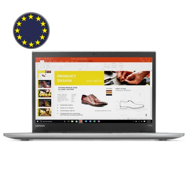 Lenovo ThinkPad T470s 20HF000Wxx Silver