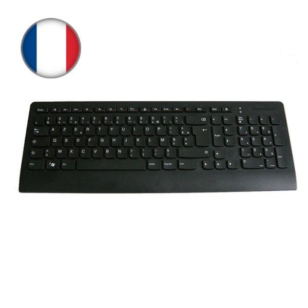 Lenovo USB Slim Tastatur 54Y9261 (FR)