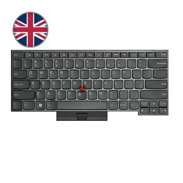 Lenovo Notebook Tastatur für ThinkPad Edge E330/E335 UK-Englisches Layout