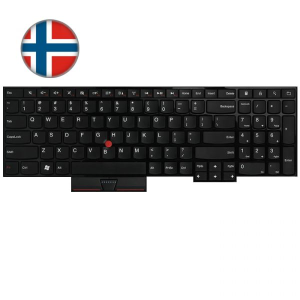 ThinkPad Notebook Tastatur Edge E530