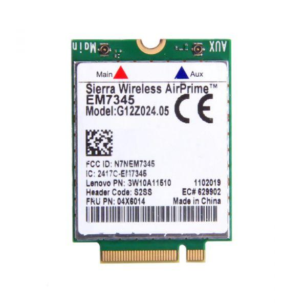 Sierra WWAN Modul EM7345, LTE,HSPA,GSM (N)