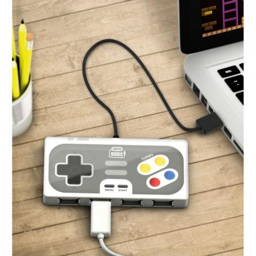 Super USB Hub: Controller
