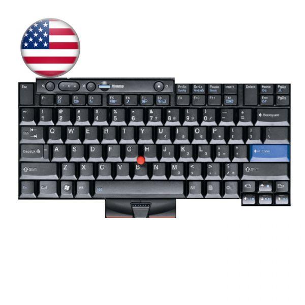 Lenovo ThinkPad Notebook Tastatur T-/W-/X-Serie