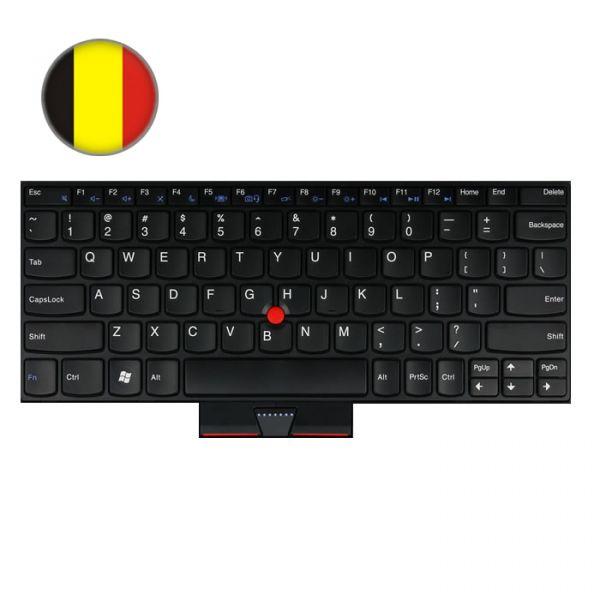 Lenovo ThinkPad Notebook Tastatur X-Serie (BE)