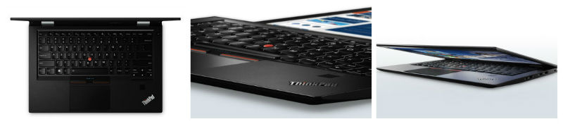 Lenovo ThinkPad X1 Carbon Collage