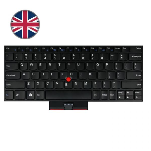 Lenovo Notebook Tastatur für X-Serie 63Y0076 (UK)
