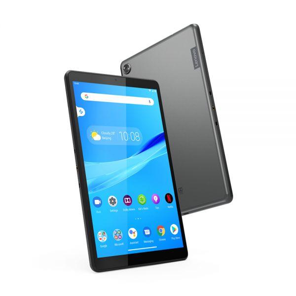 Lenovo Smart Tab M8 with Google Assistant iron grey ZA5D0038SE