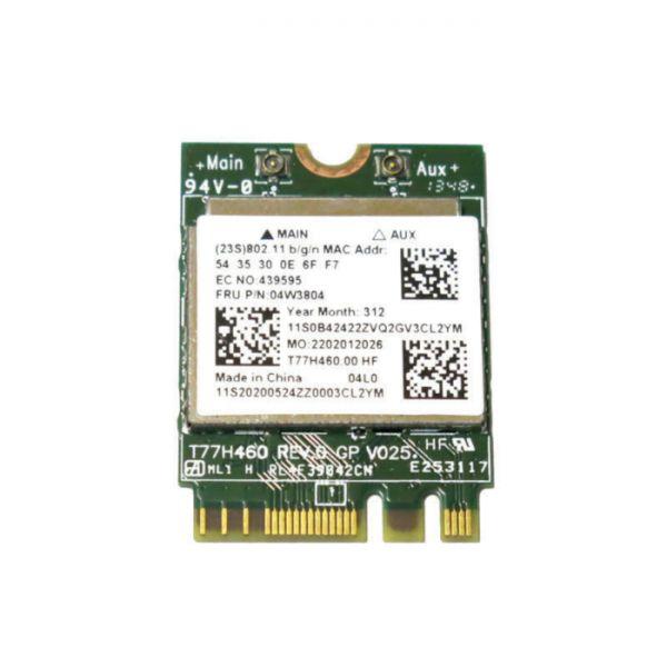 Realtek RTL 8192EE WLAN-Karte 04W3805