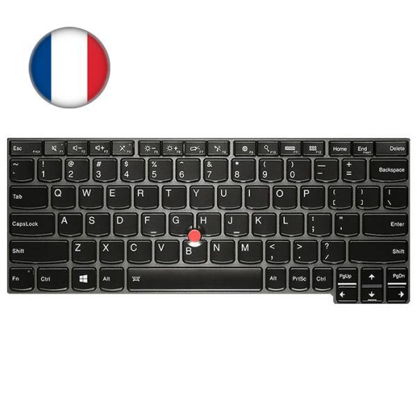 Lenovo Tastatur X240 X250 X260 (04X0188, 04X0226) Französisch