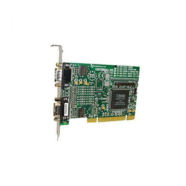Brainboxes UC-257 PCI Schnittstellenkarte mit 2 seriellenAnschlüssen (30R5224)