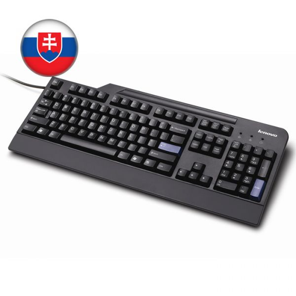 Lenovo Business Black Preferred pro Full-Size Tastatur (41A5320)