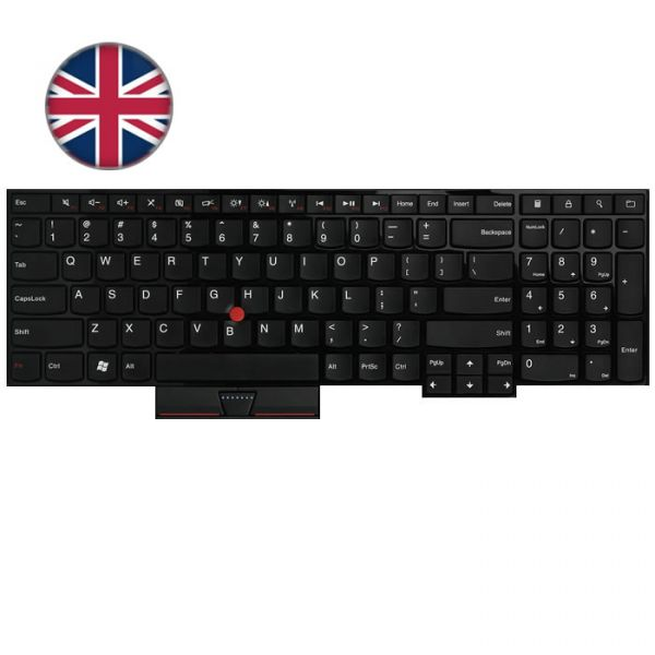 Lenovo ThinkPad Notebook Tastatur Edge E530