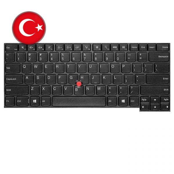 Lenovo ThinkPad Tastatur L/T Serie (04Y0852)