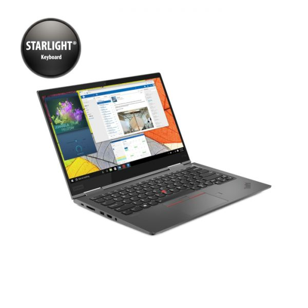 Lenovo ThinkPad X1 Yoga 4th 20QF0026GE iron grey STL