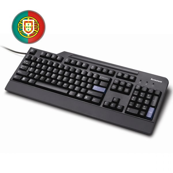 Lenovo Business Black Preferred pro Full-Size Tastatur (41A5315)
