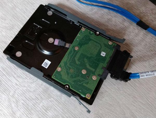 SAS Adapter
