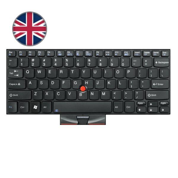 Lenovo ThinkPad x100e Tastatur 60Y9395 UK-Englisches Layout