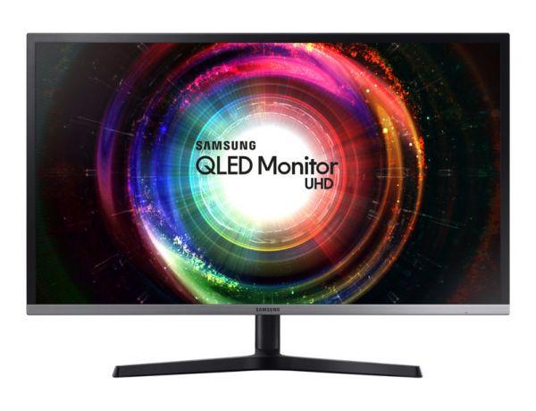 "Samsung QLED 32"" UHD-Monitor U32H850UMU LED"