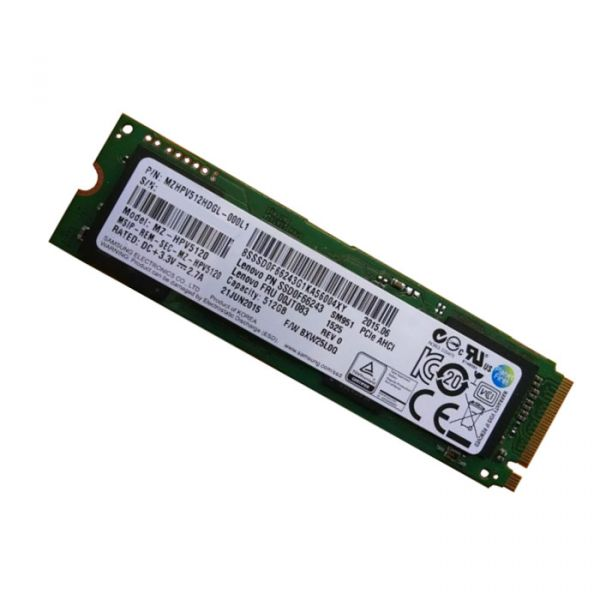 Lenovo ThinkStation SSD 256GB M.2 PCIe AHCI 4XB0G69278
