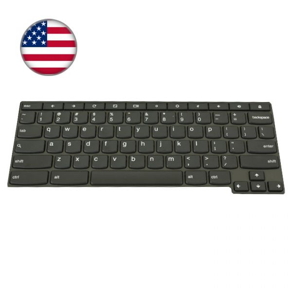 Lenovo Thinkpad Yoga 11e Chrome Tastatur US-International Layout