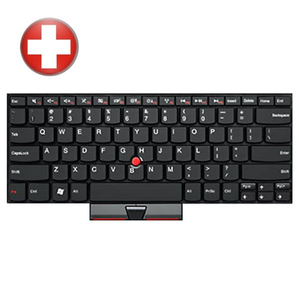 Lenovo ThinkPad Edge Notebook Tastatur