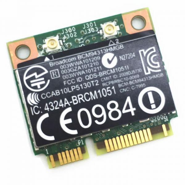 HP Broadcom BCM94313HMGB WLAN-Karte 04W3814