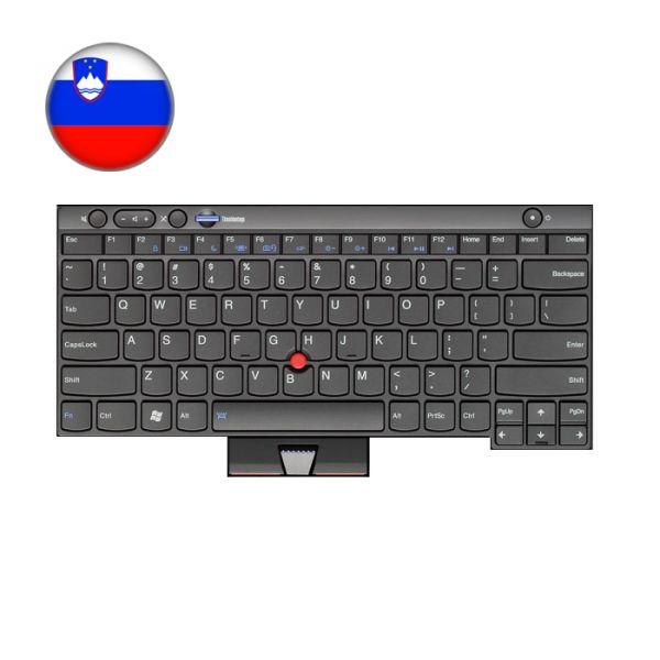 Lenovo Notebook Tastatur für ThinkPad L/T/X und W Serien 04W3050 Slowenisches Layout