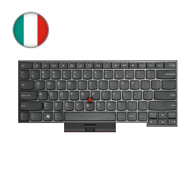 Lenovo Notebooktastatur E330/E335 04W2537 (IT)