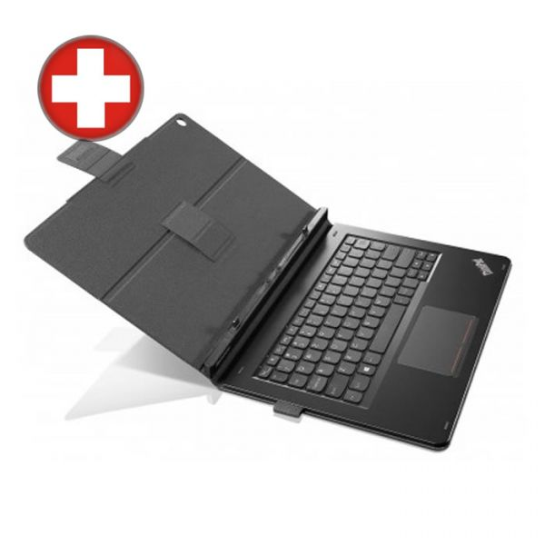 Lenovo ThinkPad Helix New Folio Tastatur-Dock (4X30J32042)