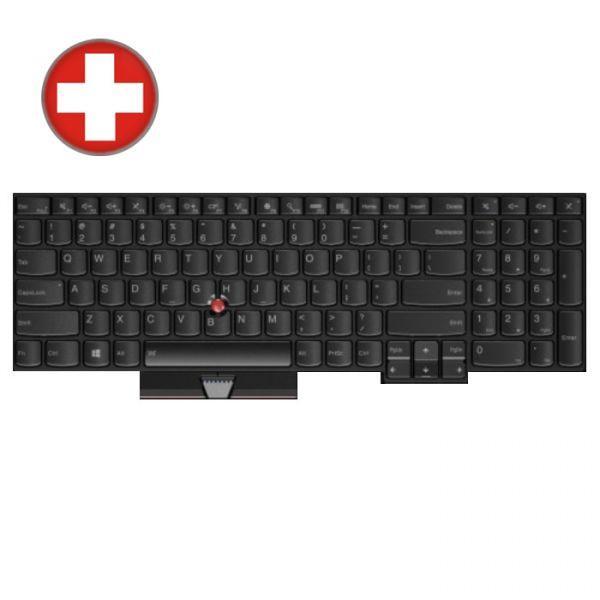 Lenovo ThinkPad P-Serie Backlit Tastatur (CH)