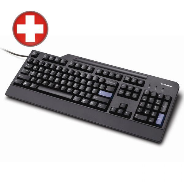 Lenovo Business Black Preferred Pro Full-Size USB Keyboard (41A5132)
