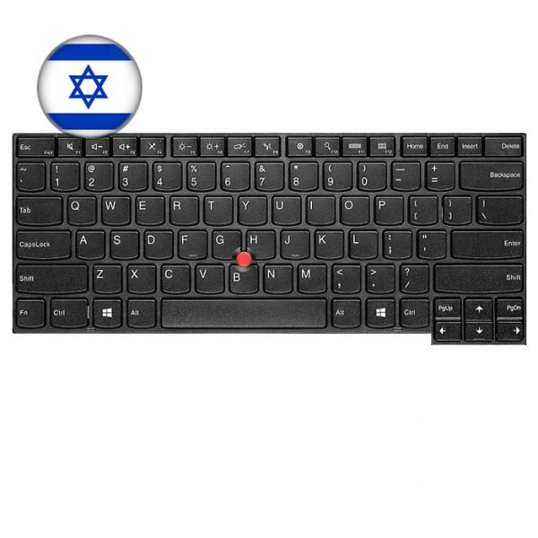 Lenovo ThinkPad Notebook Backlit Tastatur (04X0153)