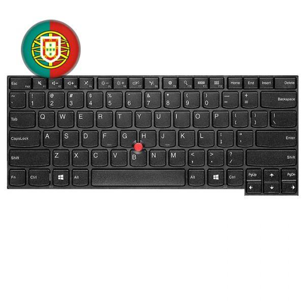 Lenovo ThinkPad T-Serie Backlit Tastatur (PT)