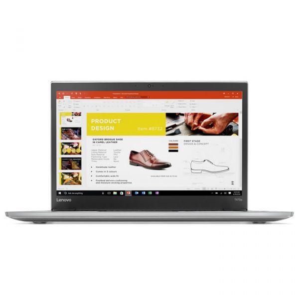 Lenovo ThinkPad T470s 20HF000Uxx Silber