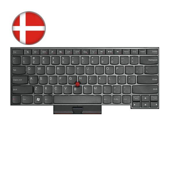 Lenovo Notebook Tastatur für ThinkPad Edge E330/E335 Dänisches Layout
