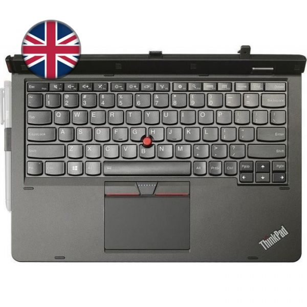 Lenovo ThinkPad Helix New UltraBook Pro Tastatur-Dock (4X30G93916)