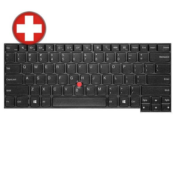 Lenovo ThinkPad L/T-Serie Tastatur (CH)