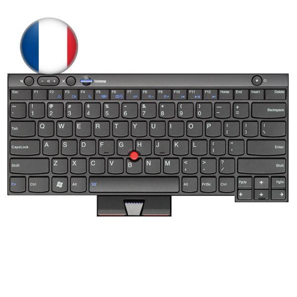 Lenovo Notebook Tastatur für ThinkPad L/T/X und W Serien 04W3036 Französisches Layout