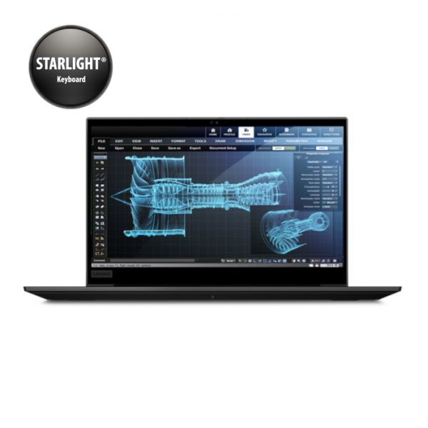 Lenovo ThinkPad P1 2nd Gen 20QT003FGE STL