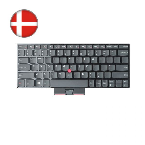 Lenovo ThinkPad S230u Keyboard 04W2935 Dänisches Layout