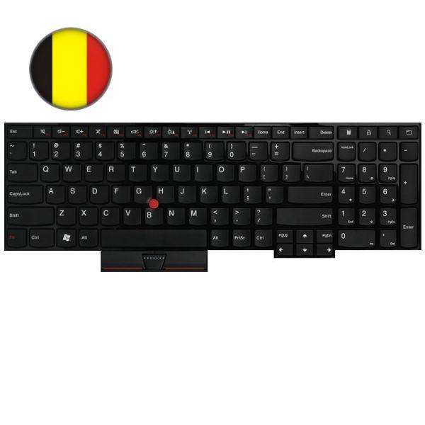 Lenovo Notebook Tastatur für ThinkPad Edge E530/535 Belgisches Layout