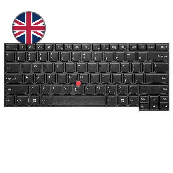 Lenovo ThinkPad L/T-Serie Tastatur (UK)
