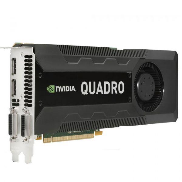 NVIDIA Quadro K6000 12GB Grafikkarte 0A10401