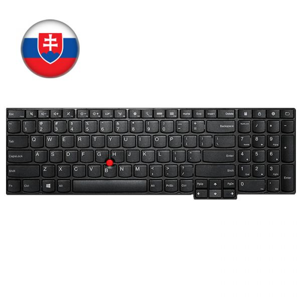 Lenovo ThinkPad L/T/W-Serie Tastatur (SK)